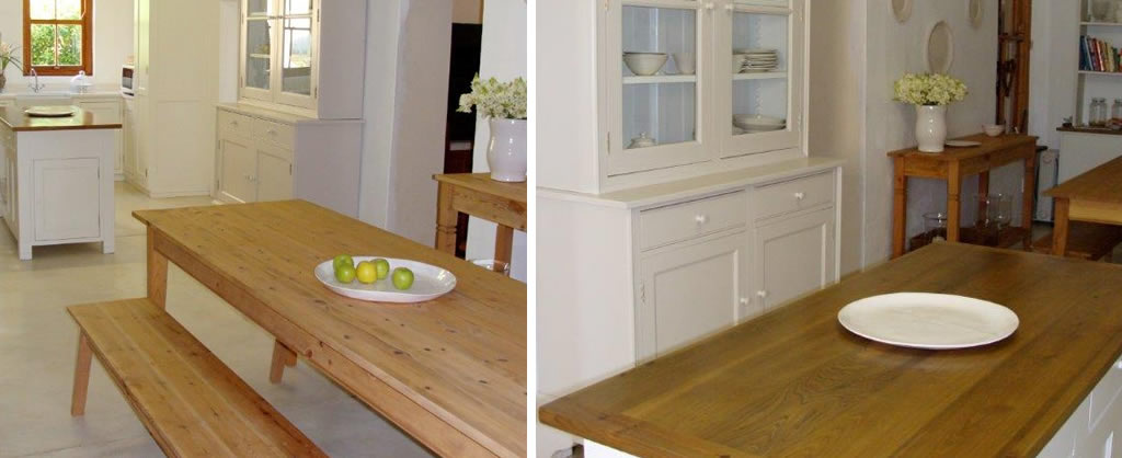 Kitchen furniture - tables